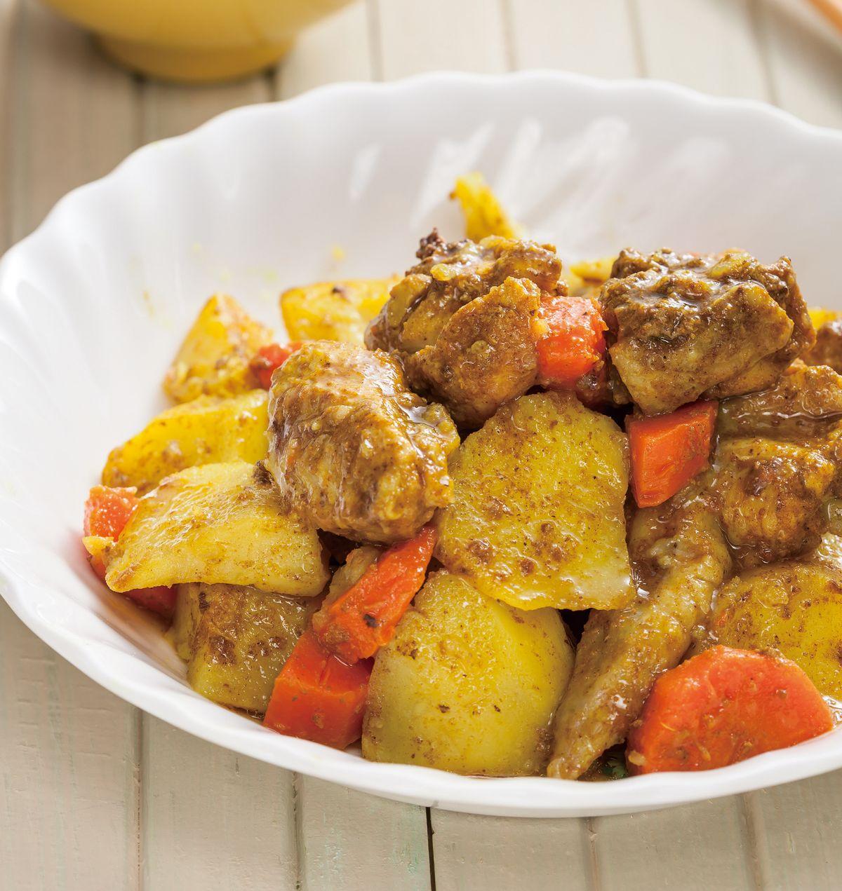 食譜:咖哩雞(6)