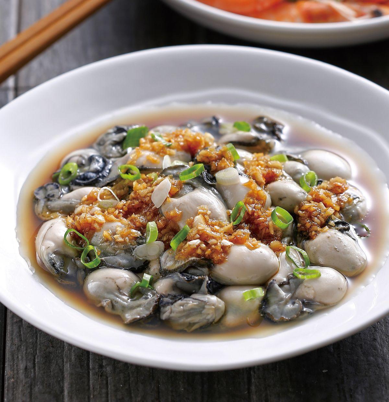 食譜:蒜泥鮮蚵(3)