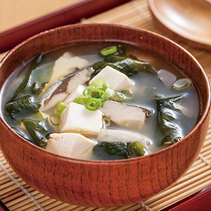 味噌豆腐湯(2)