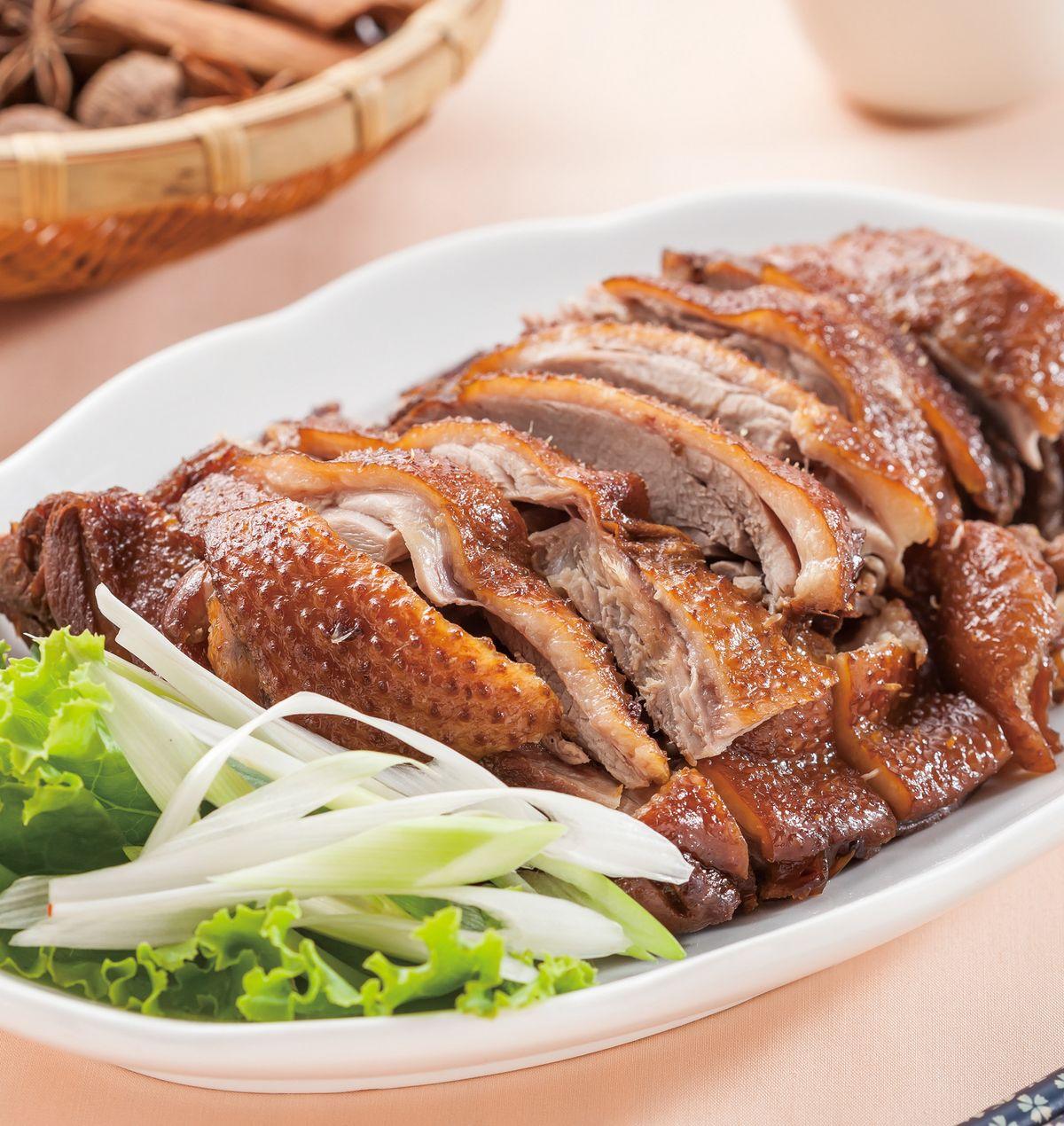 食譜:五香醬鴨