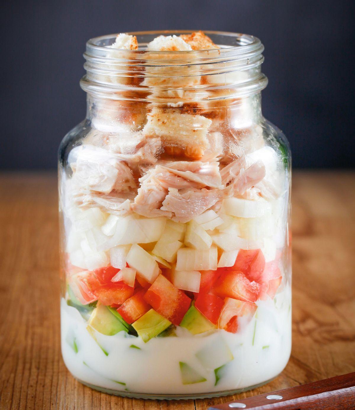 食譜:番茄沙沙酪梨沙拉