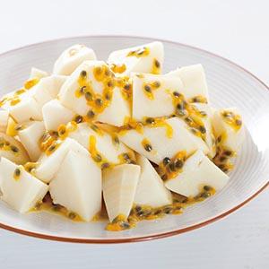 百香果沙拉筍