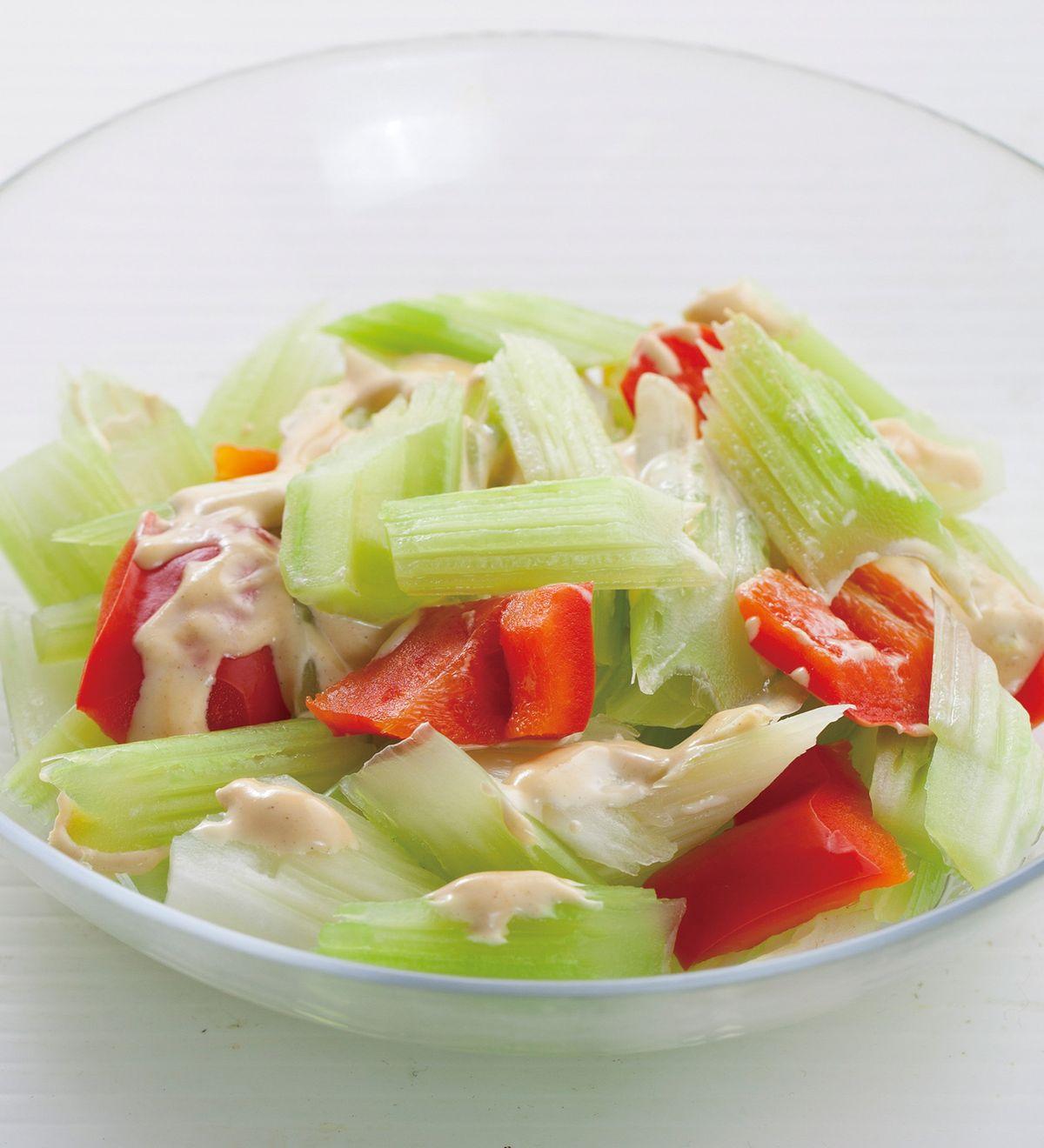 食譜:芥末西芹(1)