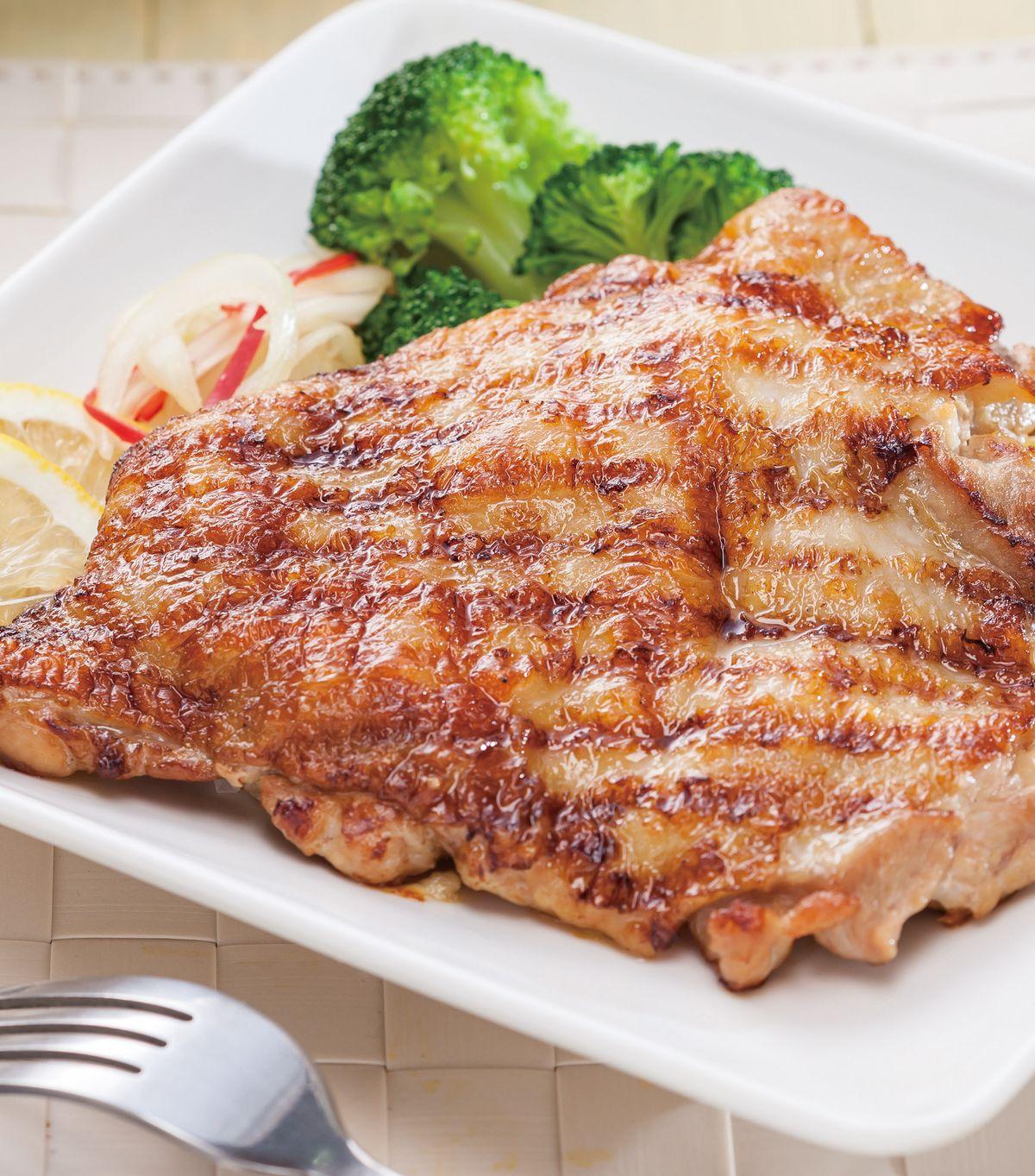 食譜:香檸雞排(1)