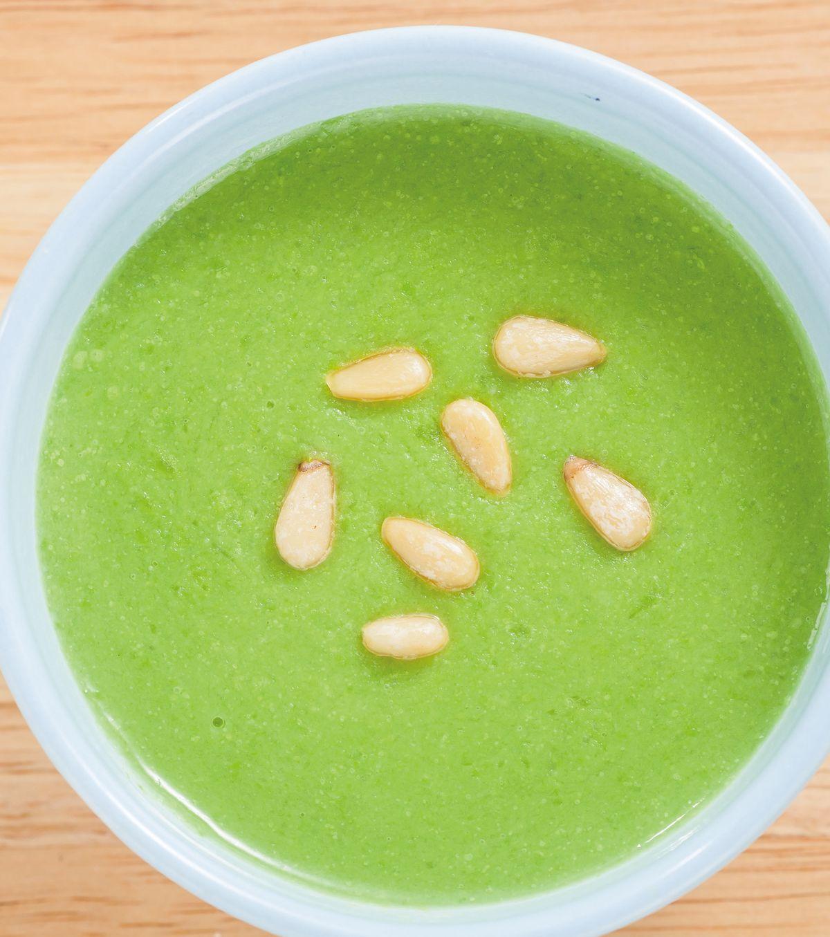 食譜:青豆濃湯(1)