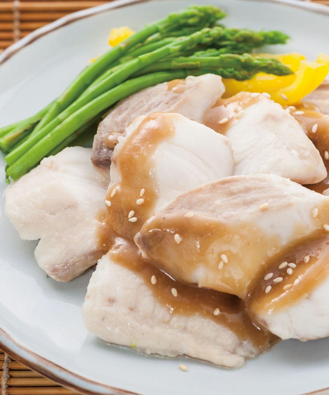 食譜:味噌魚片