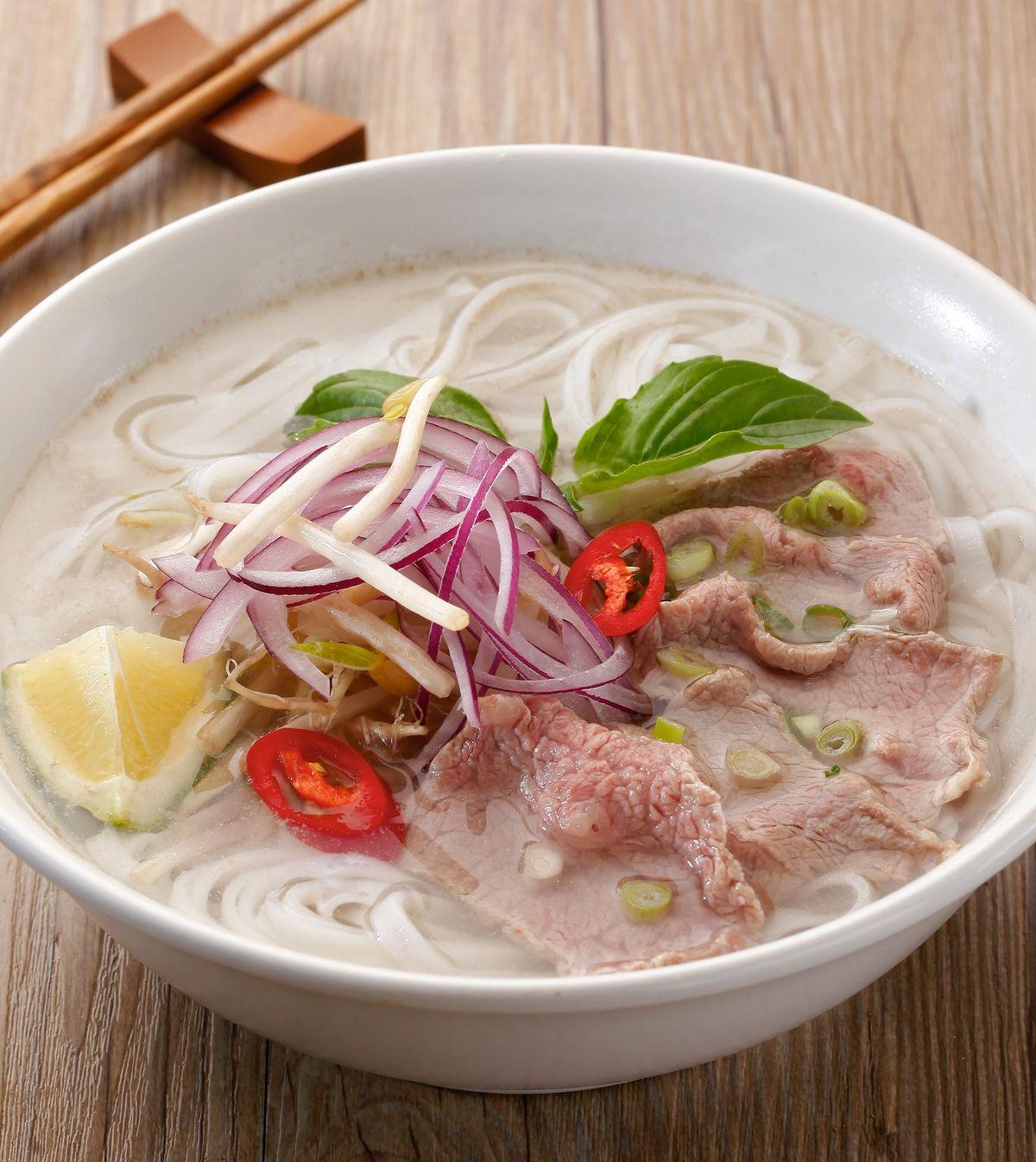 食譜:越南河粉