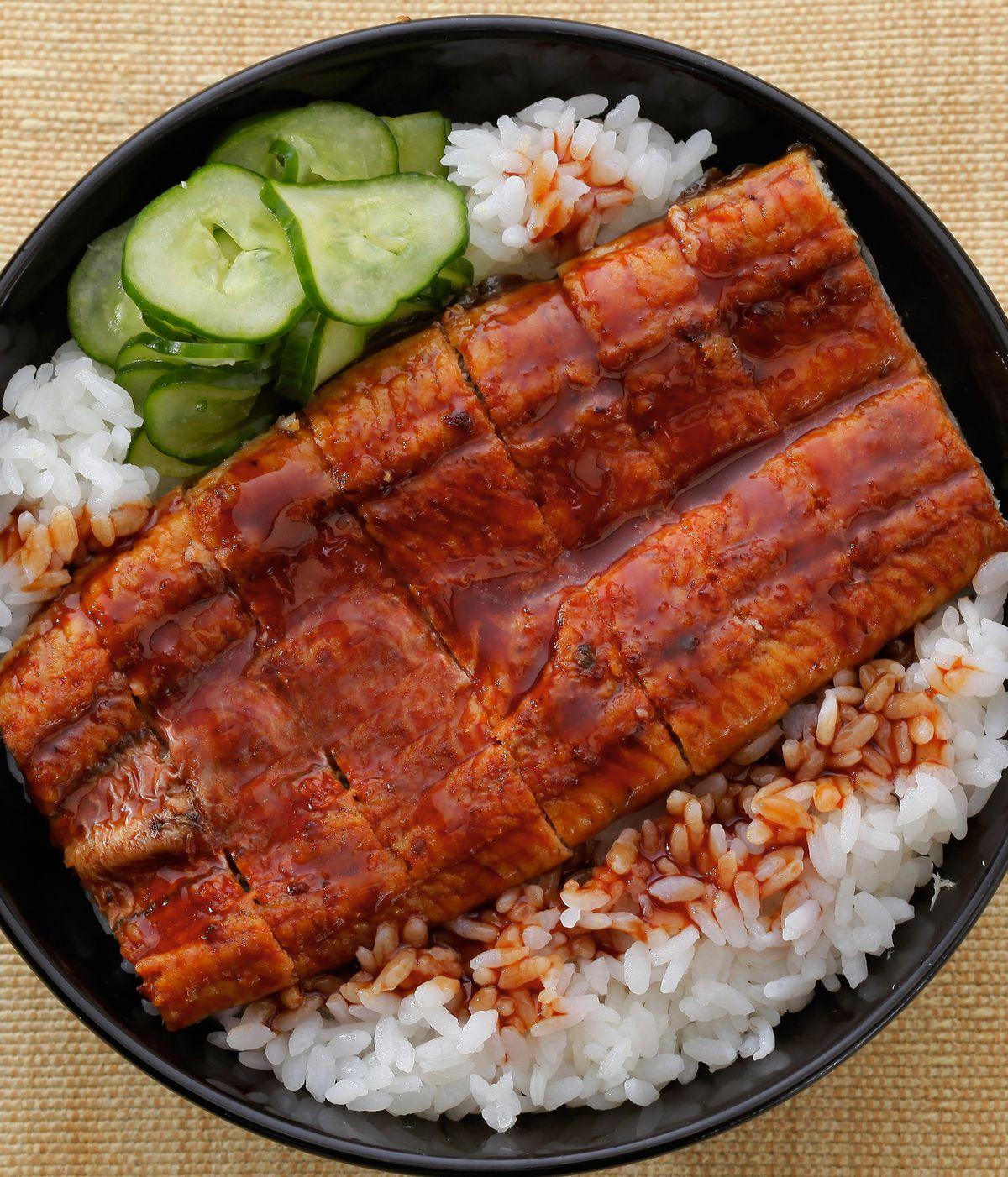 食譜:鰻魚飯(2)