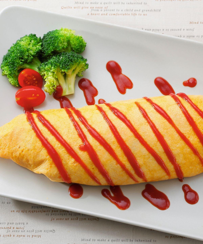 食譜:茄汁蛋包飯(2)
