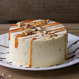 杏仁霜冰糕