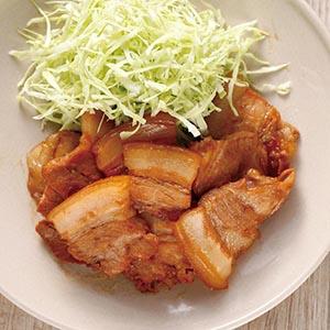 燒五花肉片