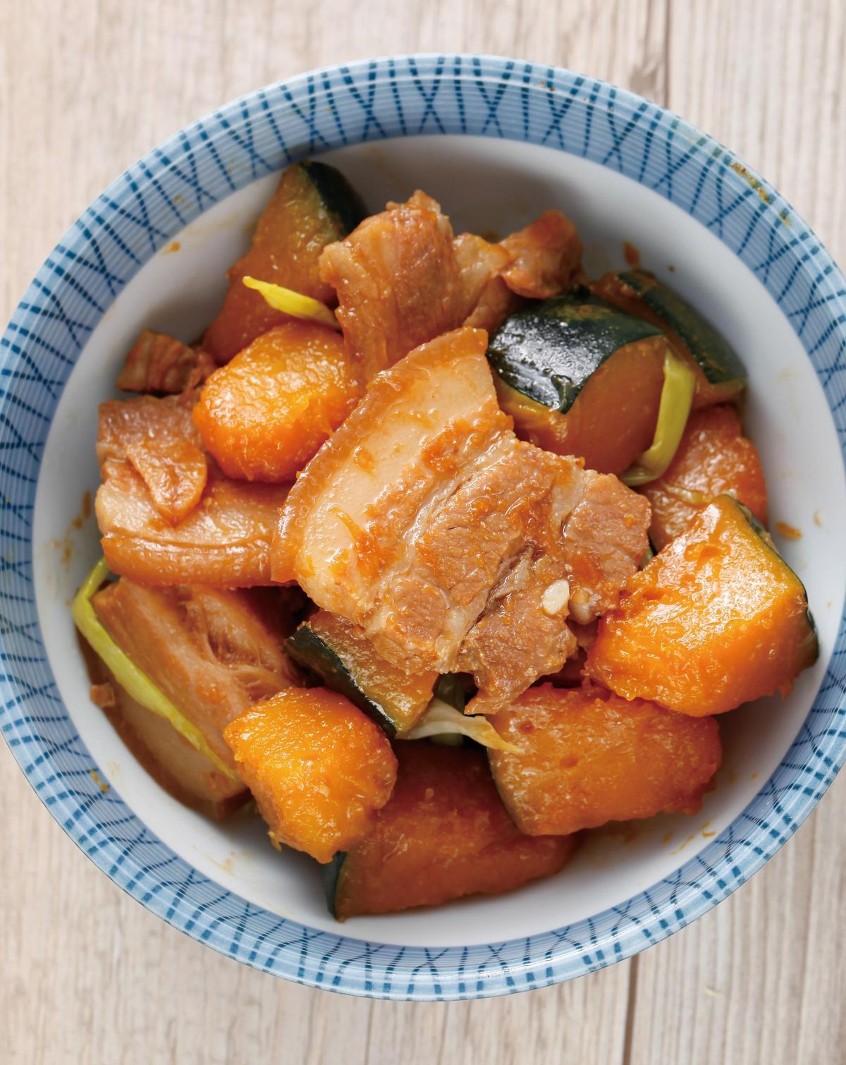 食譜:燒肉燉南瓜