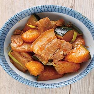 燒肉燉南瓜