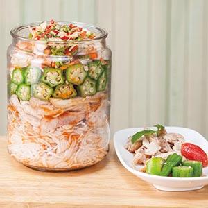 椒香雞絲米線罐便當