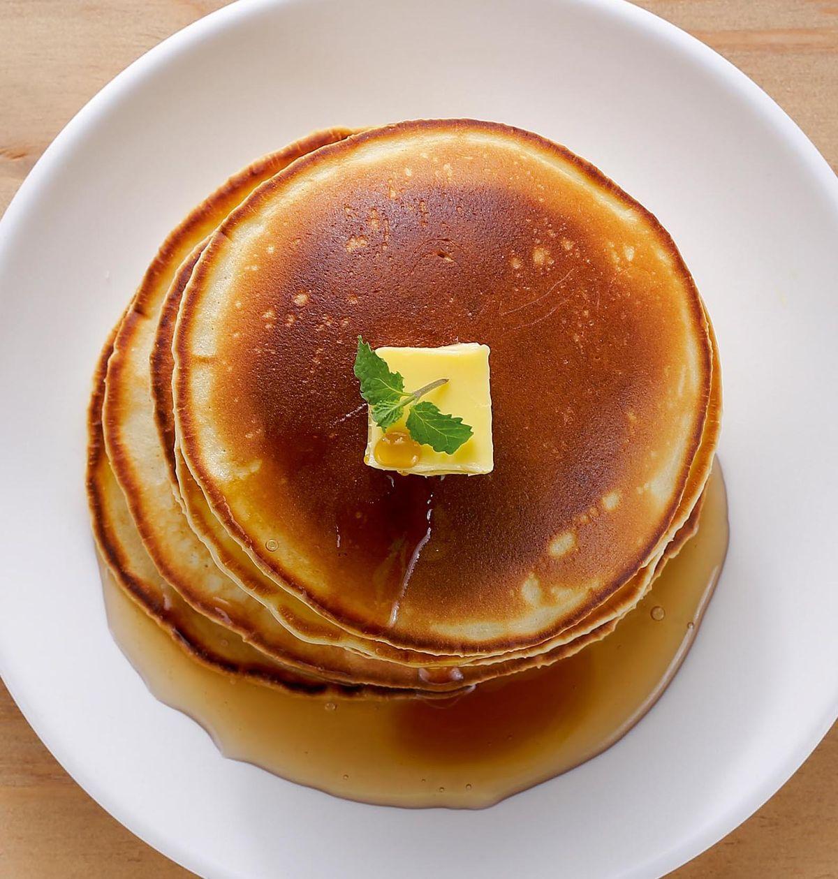 食譜:美式鬆餅(1)