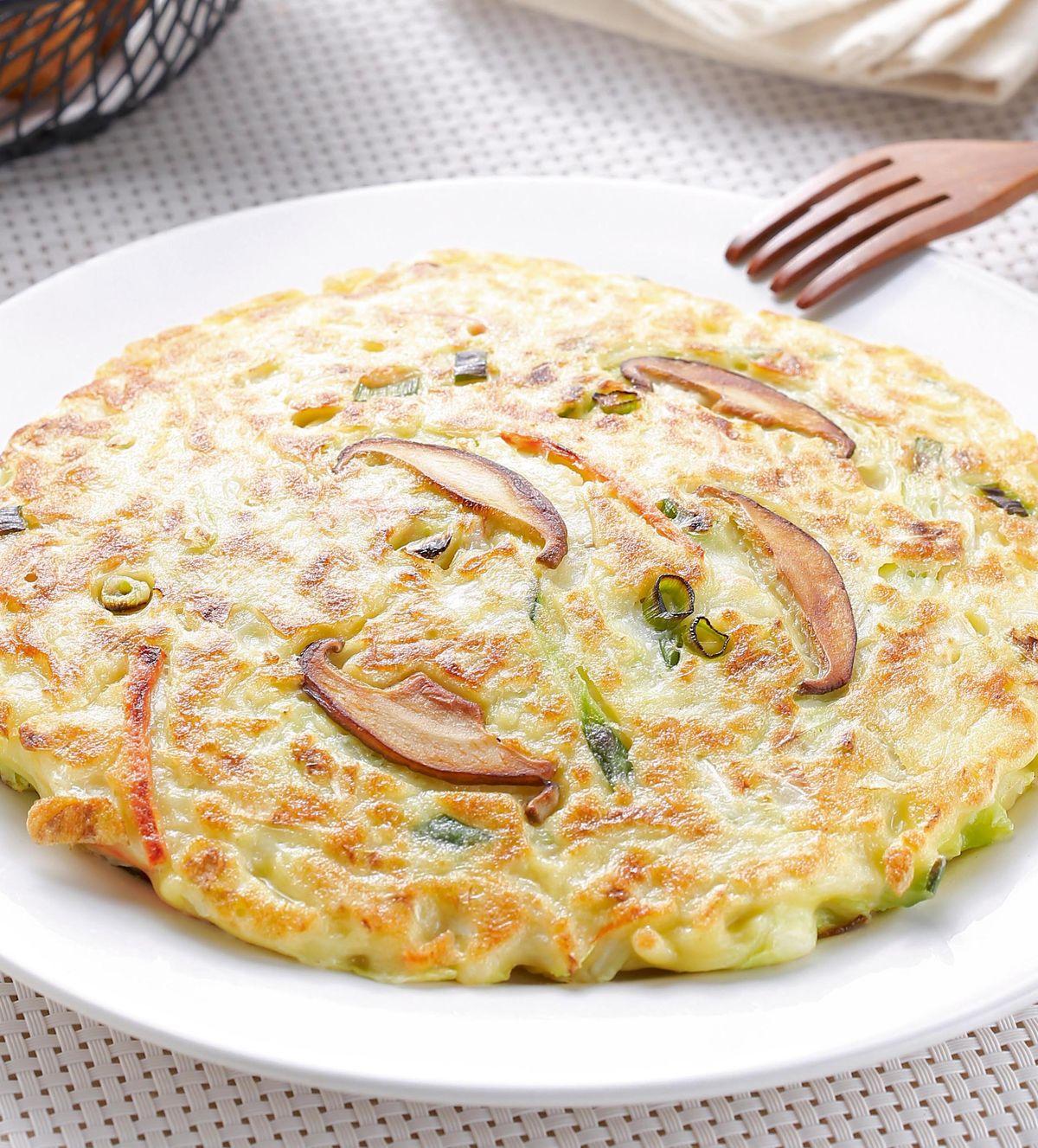 食譜:蔬菜煎餅(9)