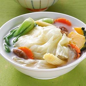 滷汁蔬菜湯