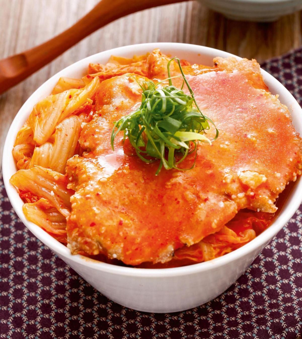 食譜:韓式風味蓋飯