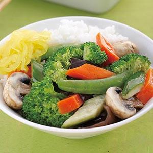 菩提齋素食蓋飯
