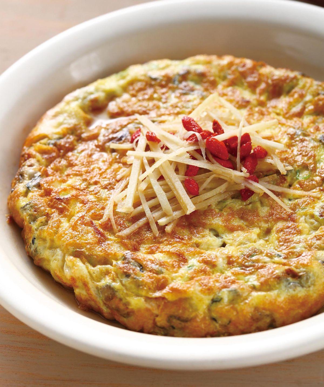 食譜:麻油蚵仔煎蛋