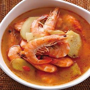 麻油蝦(3)