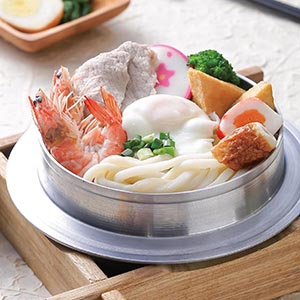 日式鍋燒麵