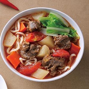 紅燒牛肉麵(3)