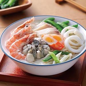 海鮮湯麵(3)