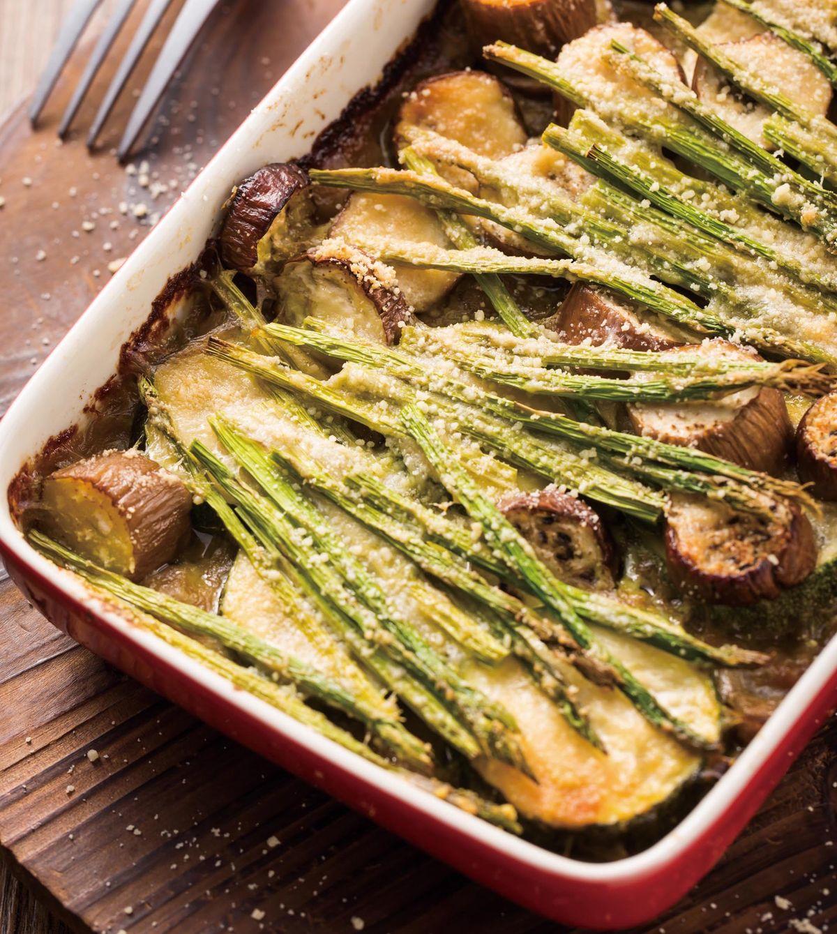 食譜:焗烤蔬菜