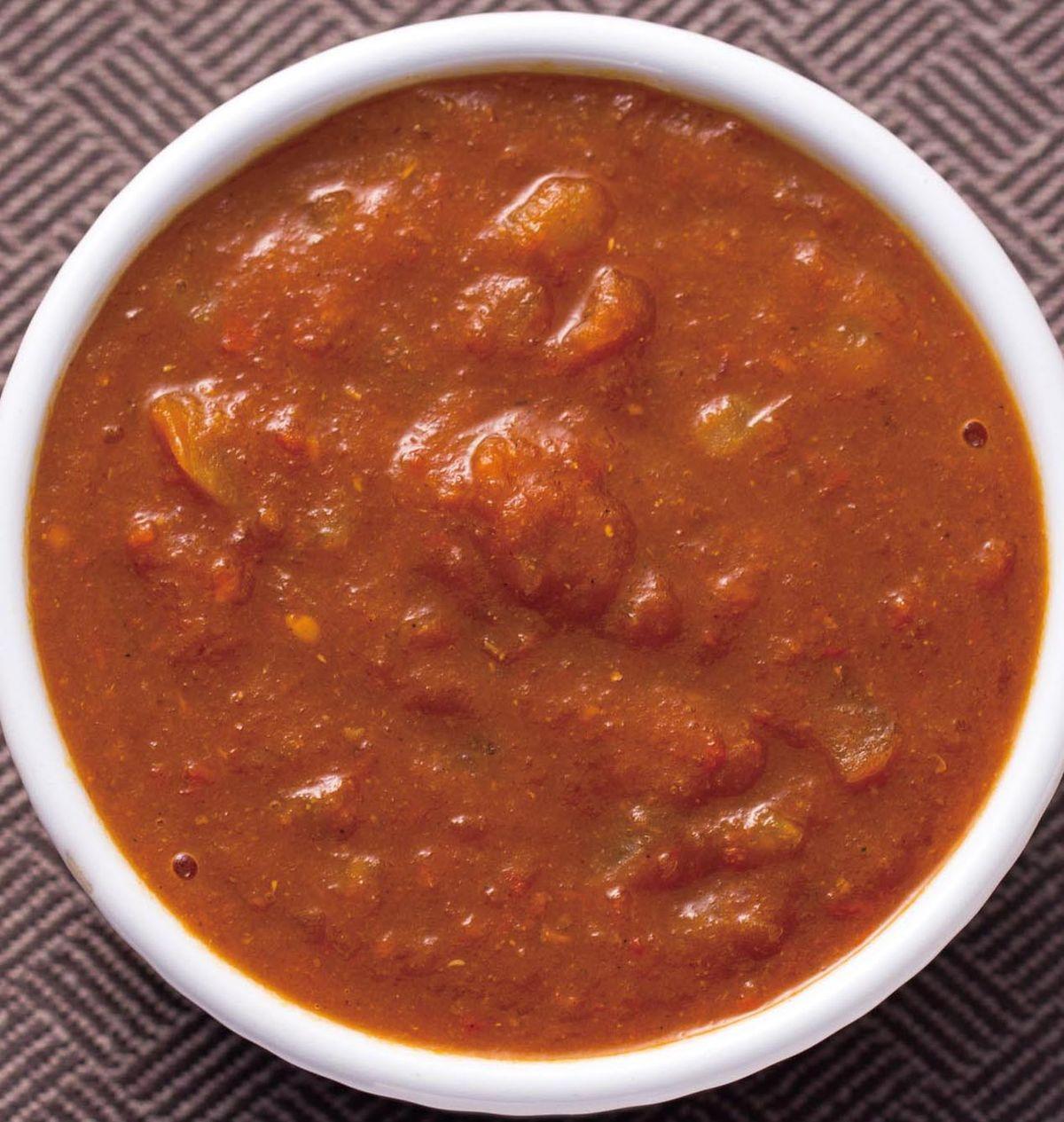 食譜:番茄咖哩醬