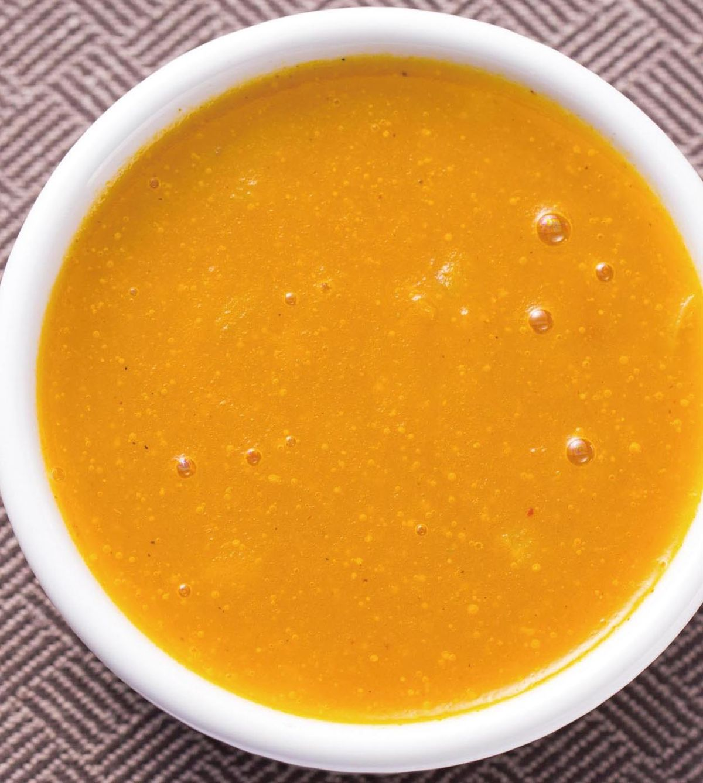 食譜:南瓜咖哩醬(2)