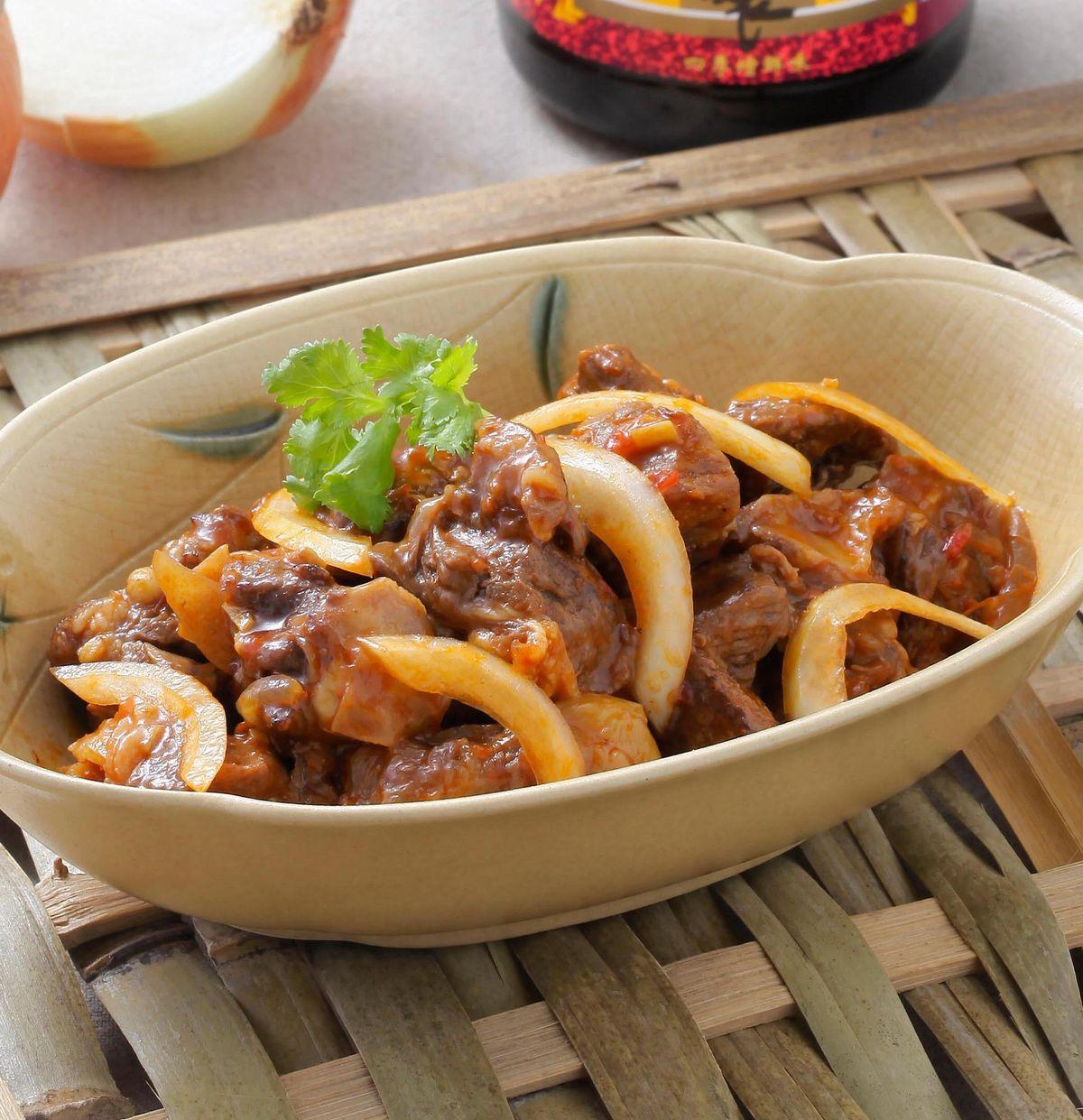 食譜:貴妃牛腩(2)