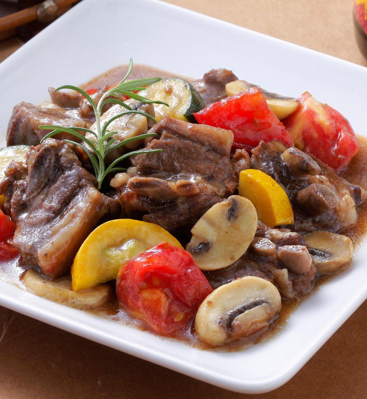 食譜:香料燉羊肉