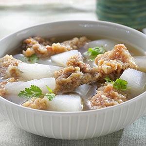 排骨酥湯(2)