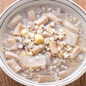 四神豬腸湯(1)
