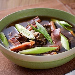 魷魚螺肉蒜湯(2)