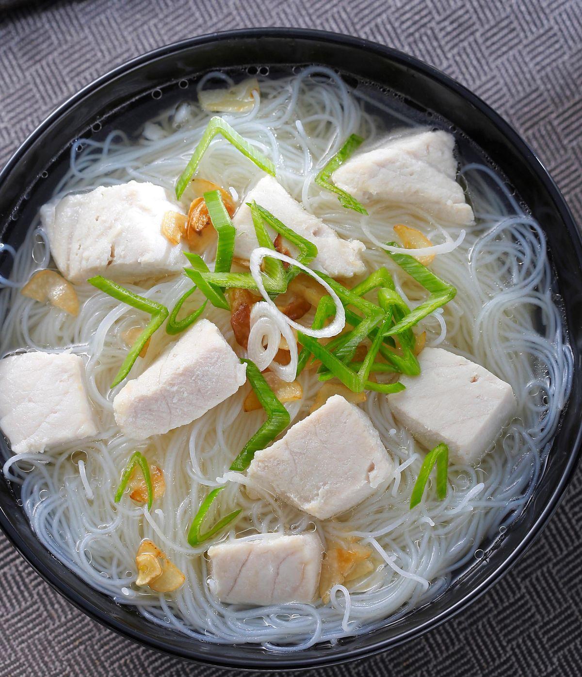 食譜:蟹肉豆腐羹(3)