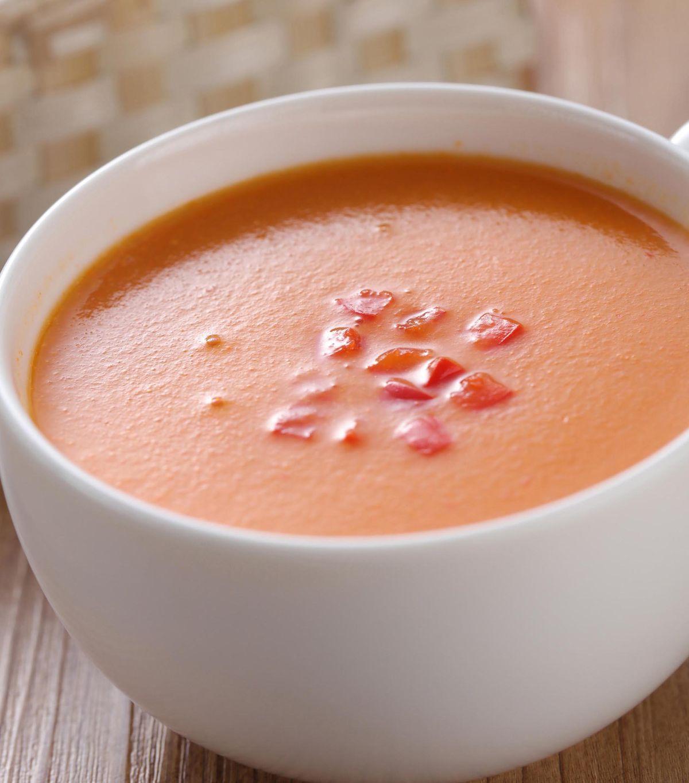 食譜:紅甜椒濃湯(1)