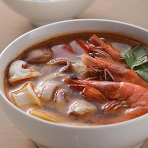 泰式酸辣湯(4)