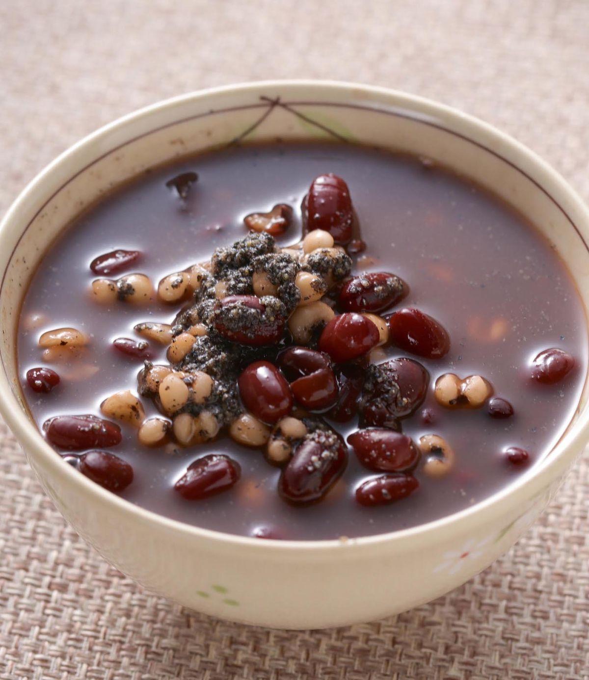 食譜:紅豆薏仁甜湯