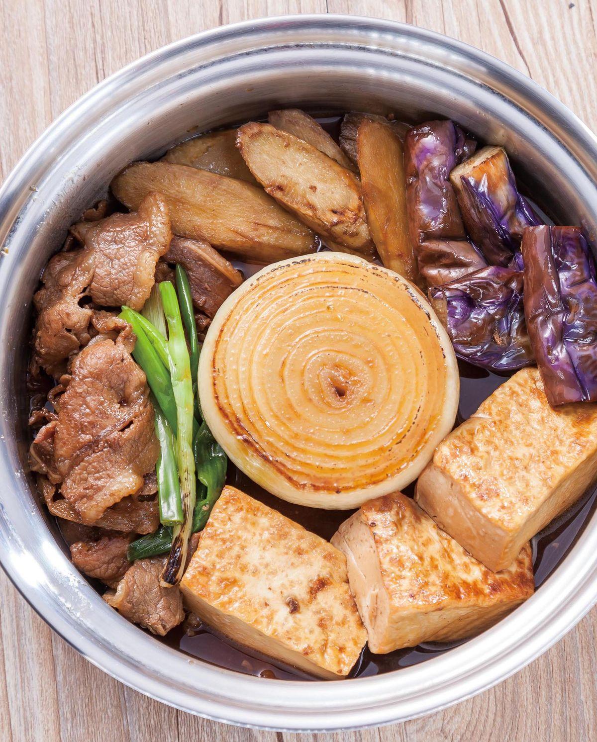 食譜:醬燒洋蔥