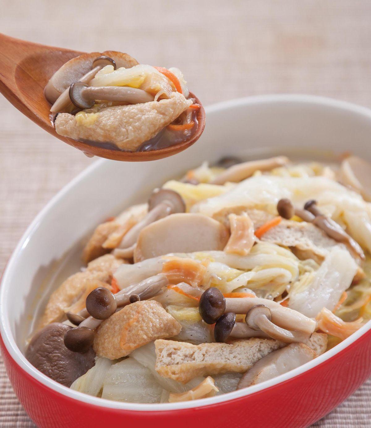 食譜:燉煮奶油白菜