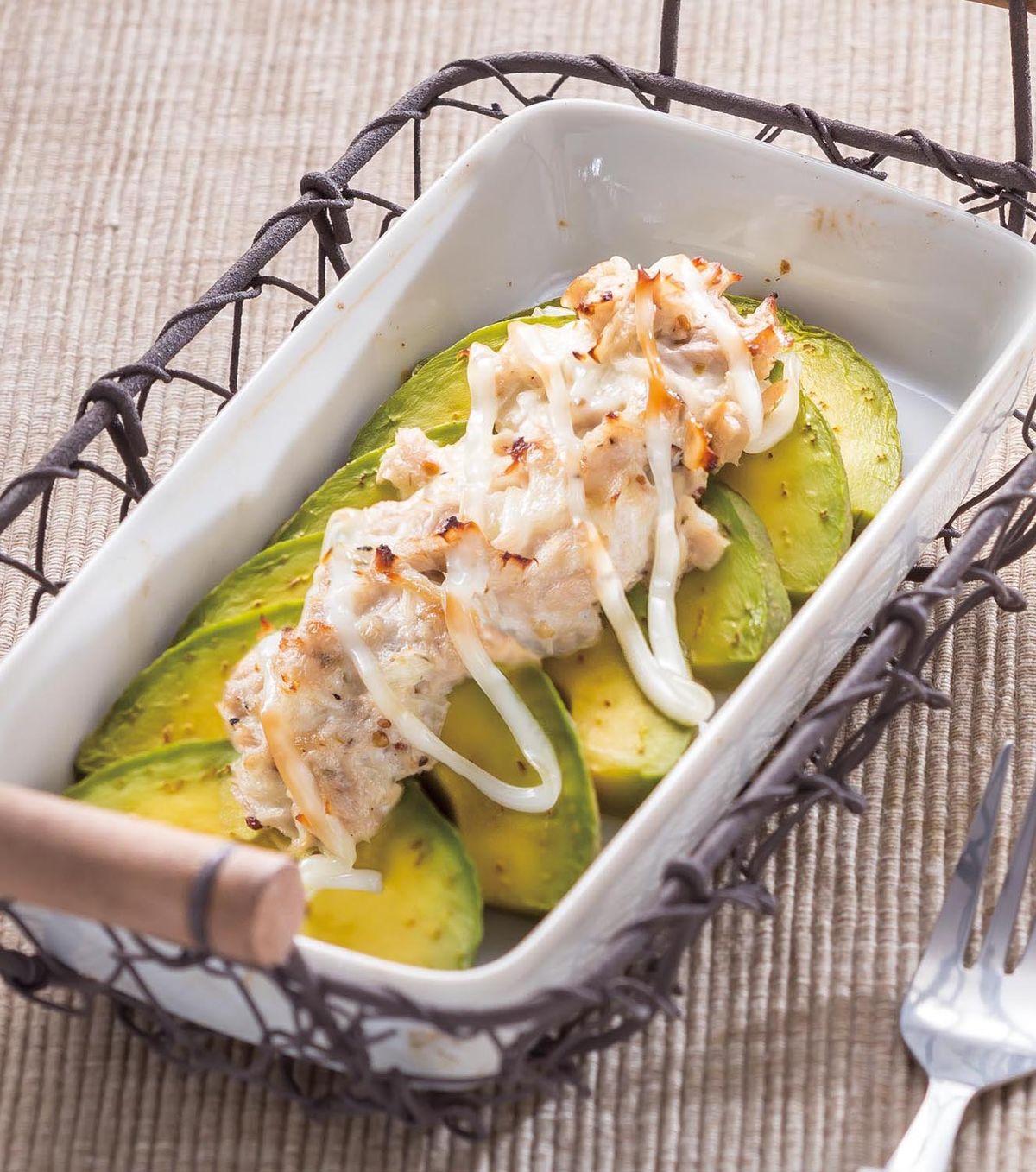 食譜:酪梨鮪魚