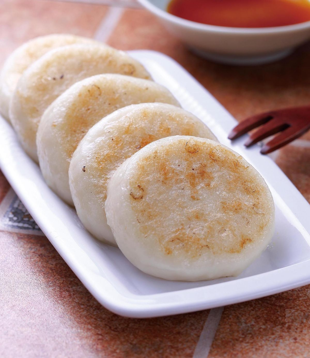 食譜:蘿蔔麻糬餅