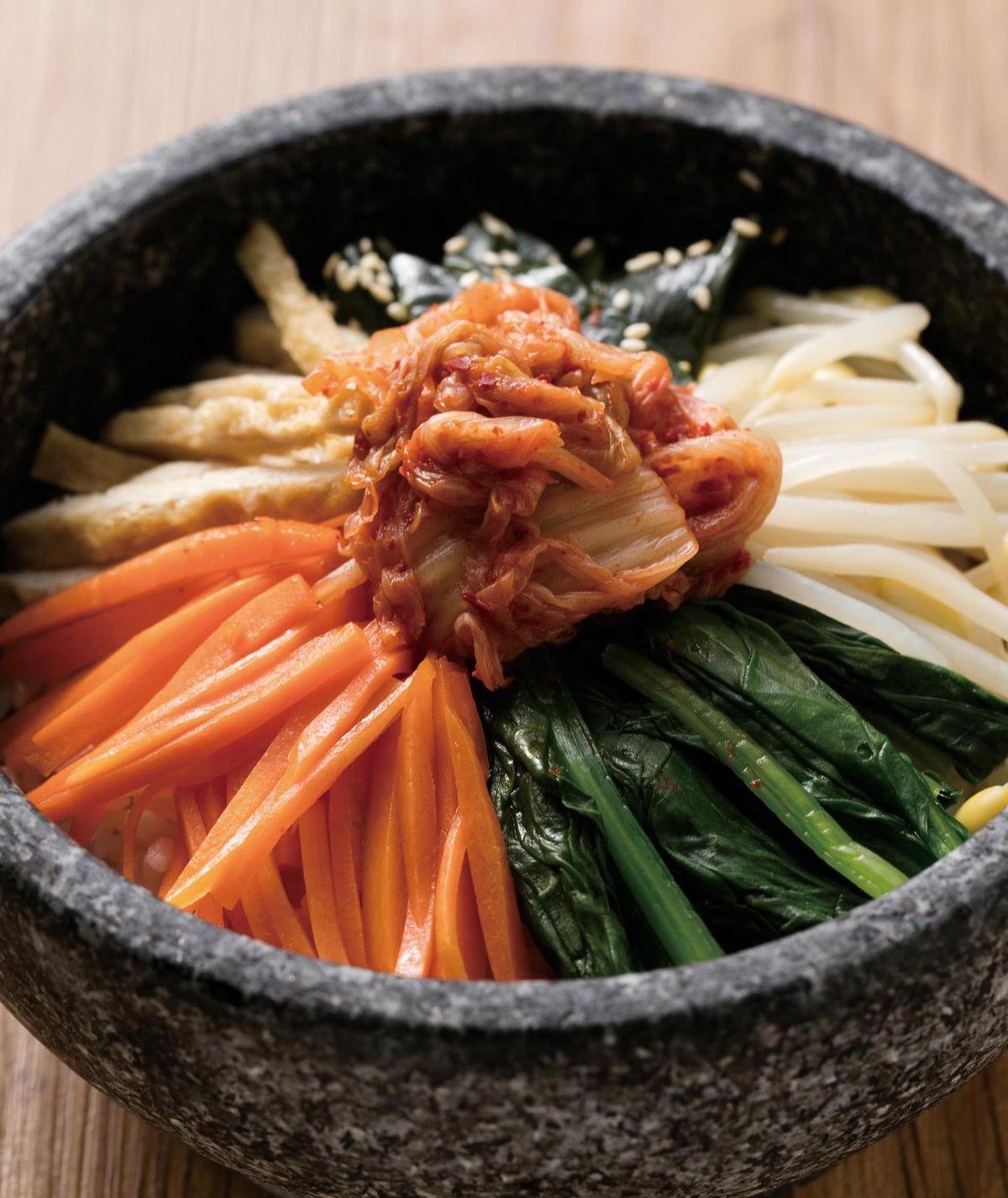 食譜:素石鍋拌飯