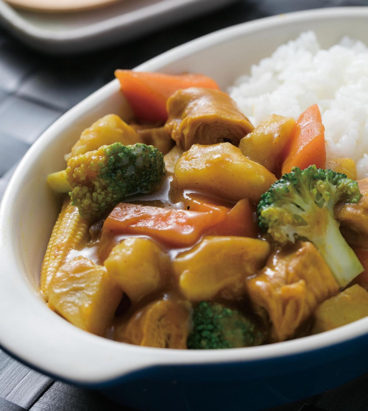 食譜:咖哩蓋飯