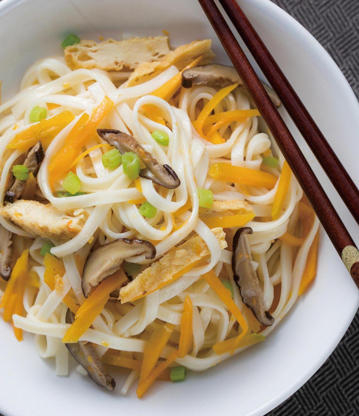 食譜:南瓜炒麵