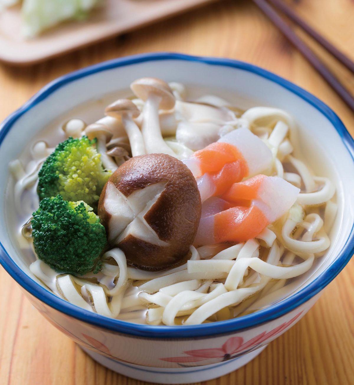 食譜:三鮮湯麵(1)