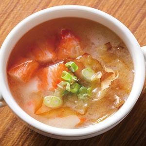 柴魚味噌湯