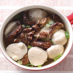 香菇貢丸湯